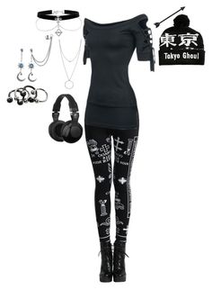 """Untitled #230"" by grey-daray ❤ liked on Polyvore featuring Botkier, NYX and Skullcandy"