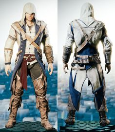 mutinerie Assassins Creed costume pour Cole par CaseyReneeCosplay