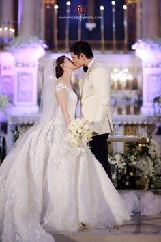 ... Dantes Marian Rivera Wedding