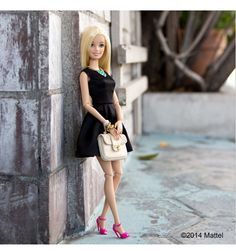 Barbie Joins Instagram in Time For Fashion Week