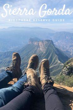Better days at the Sierra Gorda Biosphere Reserve in Queretaro, Mexico Honduras Travel, Jamaica Travel, Costa Rica Travel, Mexico Travel, Hiking Spots, Go Hiking, South Korea Travel, Central America, South America