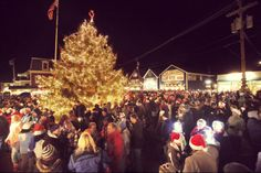 Christmas Events in Southern Maine