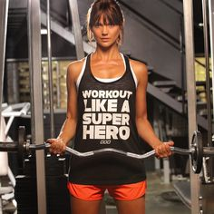 Who's your superhero workout persona?