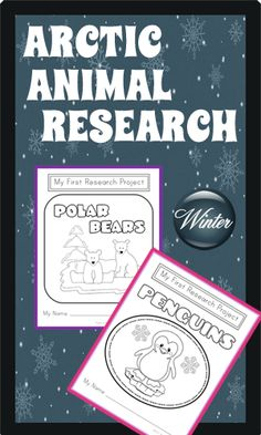 My First Research Reports by The Library Patch are perfect for beginning readers. Simple and easy to fill out. Each project is over ten printable pages long. $
