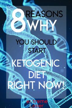 8 Reasons Why You Should Start Ketogenic Diet Right Now | Keto diet is great for fast weight loss, and very beneficial for your health. Here's keto diet health benefits