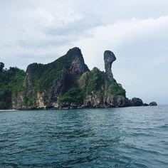 **Krabi Sunset Cruises (Snorkel, free climb, cliff jump, mixed drinks and swim with luminescent plankton - Ao Nang, Thailand