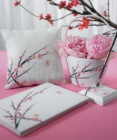 Cherry Blossom Wedding Collection - SALE - 1 Available. #Weddings Daisy Days