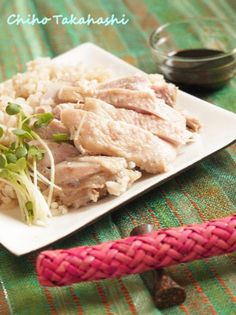 炊飯器で簡単♪発芽玄米ハイナンチキンライス by 高箸 ちほ | レシピ ...