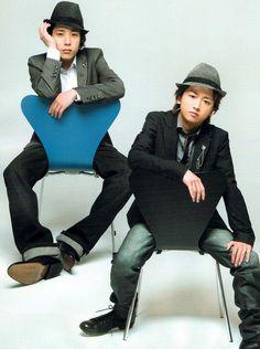 Nino and Satoshi