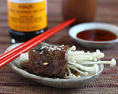 Japanese Beef Rolls with Ponzu | Easy Asian Recipes at RasaMalaysia.com