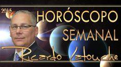 Horóscopo Semanal 10 al 16 de Enero 2015 Ricardo Latouche Tarot 0034-806...