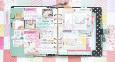 my carpe diem memory planner: week one