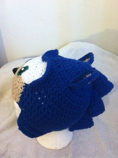 Buy Pattern Inspired by Sonic the hedgehog by CrochetAtions4loves on Etsy  Crochet Kids Hats ce11063642a