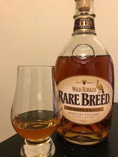 Review #8 - Wild Turkey Rare Breed 112.8 Proof #bourbon #whiskey #whisky #scotch #Kentucky #JimBeam #malt #pappy