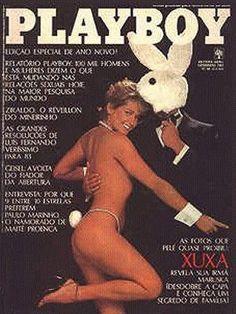 XUXA (Maria Da Graça Meneghel) - Playboy Magazine [Brazil] (December 1982)