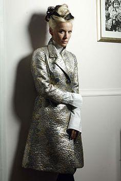 Daphne Guinness, fierce and stunning