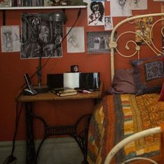 The Mortal Instruments Clary's Room