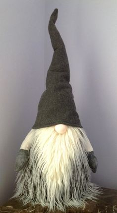 TALL 29 Swedish Norwegian Tomte Nisse Gnome Santa Elf Christmas Nordic Decor