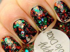 #nail #Tet #holidays #beauty #sparkle #mongtay #sonmongtay #painting #nailpolish #colour #gorgeous