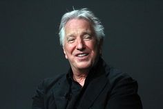 Read Alan Rickman's Touching Goodbye Letter to Harry Potter