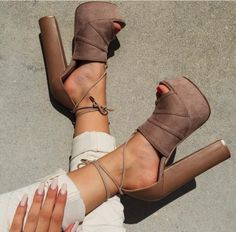 yay or nay for these? #shoes #heeladdict - http://ift.tt/1HQJd81
