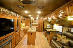 HomeSierra Interiors cargo trailer conversions