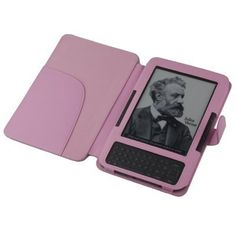 CE Compass Pink Leather Cover Case for Kindle 3 3rd Third Generation 6 - Inch Kindle Wi-Fi and 3G by CE Compass. $6.39. This flip case for Amazon Kindle 3 protects your Kindle from bumps and scratches, keeping your ebook reader looking new and working great. With a slim, good-looking design, this soft and durable case keeps your Kindle protected during your travels while minimizing additional bulk and weight for easy portability.. Save 74% Off!