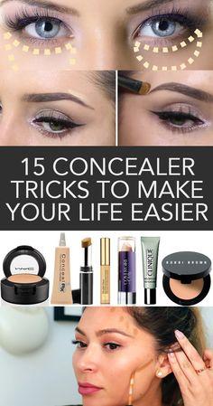 15 Concealer Tricks To Make Your Life Easier
