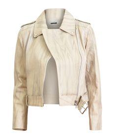 825ba4b811211 Leather Jacket - Marble   Beige - Elliott Label  leatherjacket  marble   beige  fearlessfashion  womensfashion  essential