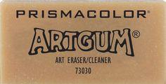 Prismacolor 211 ArtGum Eraser   Main photo (Cover)