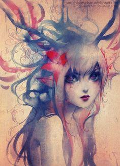 Artist : sakimichan.deviantart.com