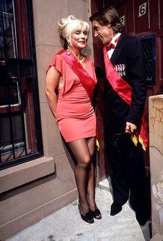 Debbie Harry en Iggy Pop