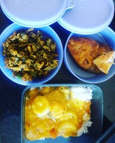 Recipe Of Sambar, Indian Lunch Box, Steamed Rice, Lunch Box Recipes, Kids Boxing, Lunch Time, Fries, Finger, Ethnic Recipes