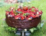 Tiramisu s višňami - Recept Tiramisu, Acai Bowl, Breakfast, Cakes, Lasagna, Acai Berry Bowl, Morning Coffee, Cake Makers, Kuchen