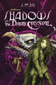 Shadows of the Dark Crystal by J.M. Lee.  When a young Gelfling woman called Naia gets life-altering news from the All-Maudra, she embarks on a journey to the Castle of the Crystal to learn the truth about her twin brother and uncover a secret that threatens all of Thra.