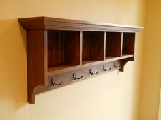 Cubby Shelf,Mud room shelf,  Wood Cubby, Cubby Storage, Cubby Organizer on Etsy, $149.00