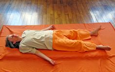 """#Yoganidra is a state of consciousness between waking and sleeping, like the """"going-to-sleep"""" stage. It is a state in which the body is completely #relaxed, and the practitioner becomes systematically and increasingly aware of the inner world by following a set of (audio) instructions. #meditation #yoga #yogalove"""