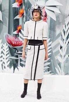 Paris Moda Haftası Coco Chanel SS2015---- Paris Fashion Week Chanel Hauture Couture 2015