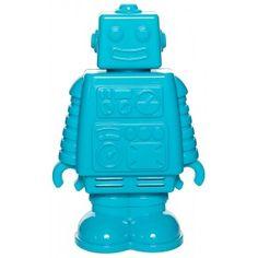BEEP BOOP BLUE ROBOT KITCHEN TIMER