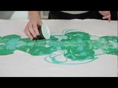 Interior Design — DIY Affordable & Easy Painted Art - YouTube