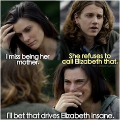 #FindingCarter - Lori and Max---Elizabeth isn't the insane one here sweetheart!