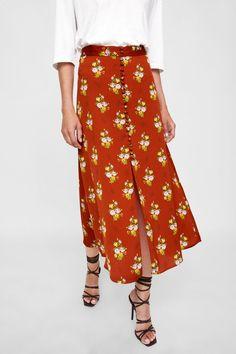 3e6363fbe5 Patrones falda larga para mujer (gratis en varias tallas)