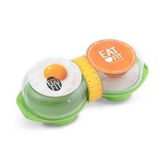 Forma EggFit® para prepararovos de maneira saudável,sem sujeira, sem fumaça esem usar óleo! Vejauma seleção com 10 receitas práticas e deliciosas para você preparar com ele.
