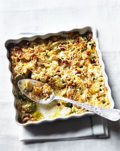 This brussels sprout recipe is guaranteed to convert even the most fervent sprout resisters into fans.