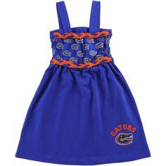 College Florida Gators Infant Girls Cooldown Dress
