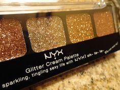 NYX Glitter Eyeshadow