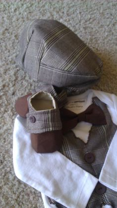 Baby Boy Clothes  by ChristolandCompany, $38.99