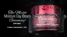 Merlot Moisture Day Cream Giveaway $136 value! https://wn.nr/Ps5fyn
