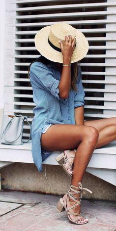 fa6c5fe7bb0 Boyfriend skirtt Trendy Summer Outfits