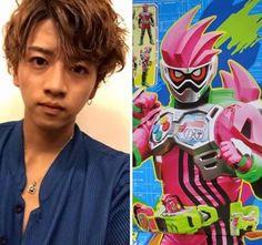 Nerd & Cult : Mais especulações de Kamen Rider Ex-Aid